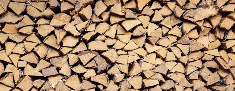 Le bois de chauffage