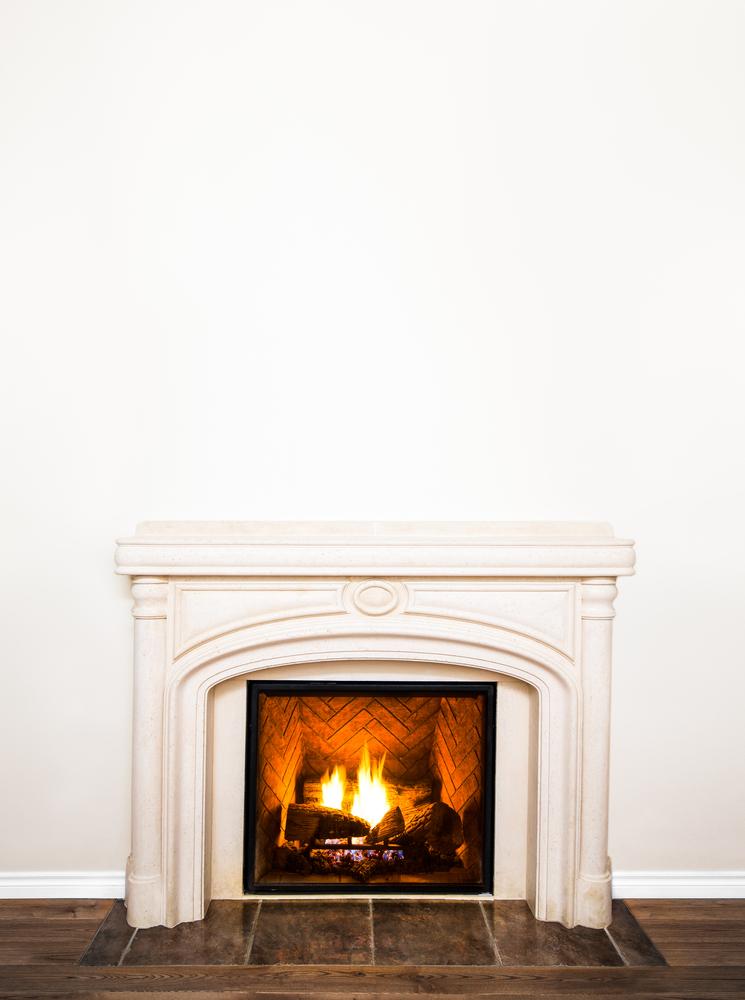 manteau cheminee